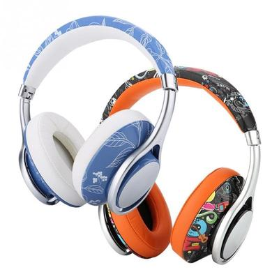 Bluetooth Headphones Over Ear 3d Stereo Lightweight Wireless Stylish Headset With Mic 3 5mm Audio Buy At A Low Prices On Joom E Commerce Platform