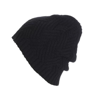 Unisex Women Men Warm Winter Baggy Beanie Knit Crochet Oversized Hat Slouch  Cap 06bf04423d16