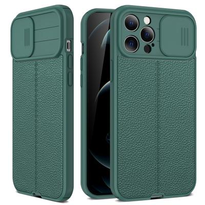 Sliding Window Camera Protective Phone Case For Xiaomi Redmi Note 10 Pro 9 9S 8 Pro Redmi 9 9AT 9A 9C NFC Poco X3 Pro Mi 11 Lite