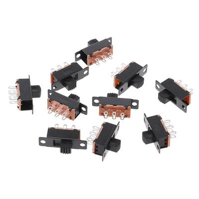 5X 12 Pieces Red Button Metal Long Lever Arm Micro Limit Switch LOT