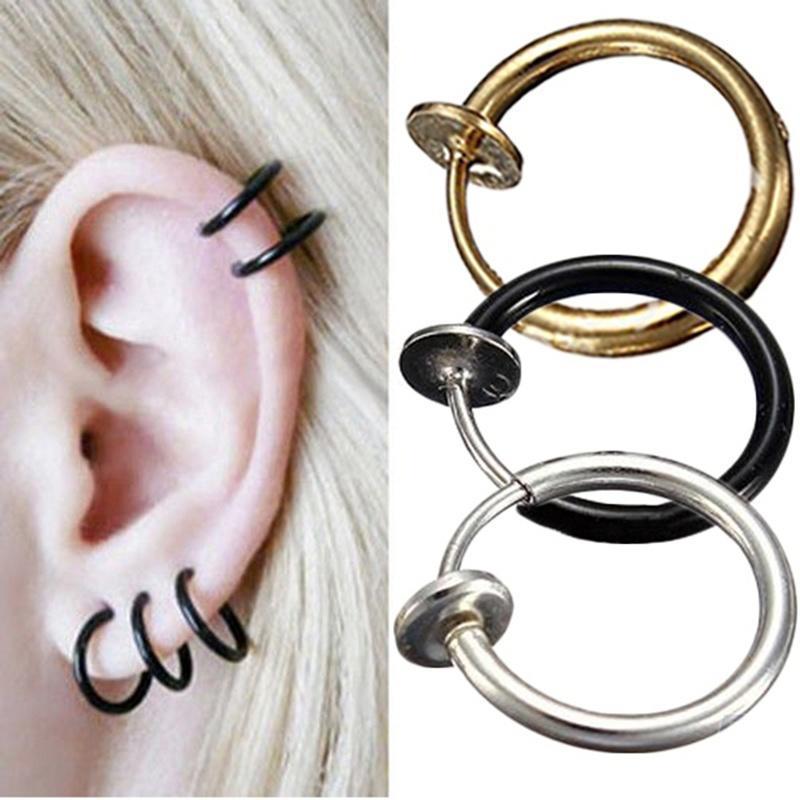 Кольца для пирсинга уха