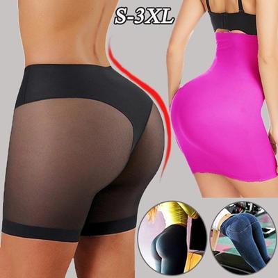 1 PC Women Fashion Butt Lifter Shaper Panties Ladies Girls Hip Underwear Body Shaper High Elastic Slimming Panties Briefs