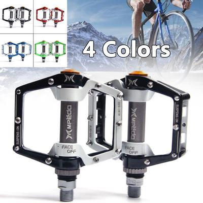 MTB Mountain Bike Pedal Aluminum Alloy Bearing Pedal Foot For Road Bicycle