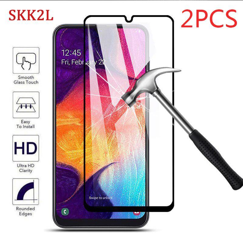 9D Закаленное стекло для Samsung Galaxy A10 20 20e 30 40 50 M10 20 30 C7 C7 Pro A6S A8S Полная обложка – купить по низким ценам в интернет-магазине Joom