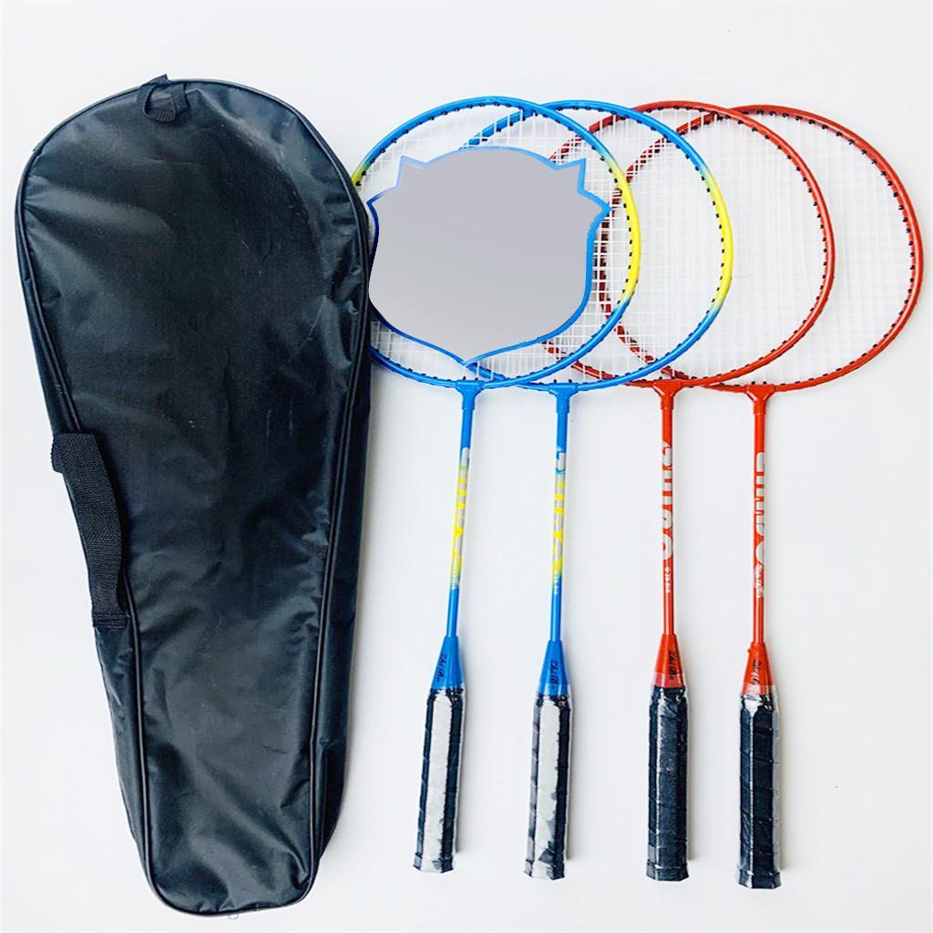 portable outdoor badminton combination set badminton net system Badminton set