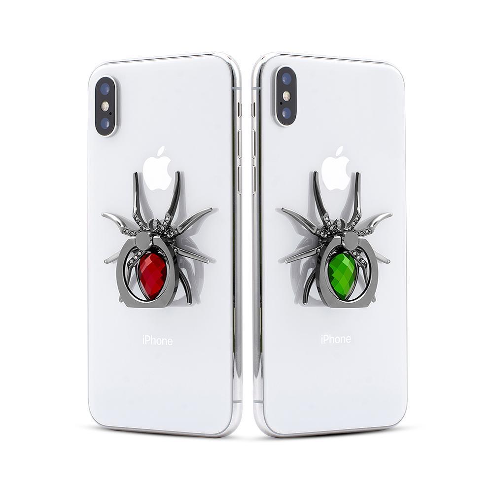 Spider Holder Bling Metal Luxury Universal Diamond Desktop