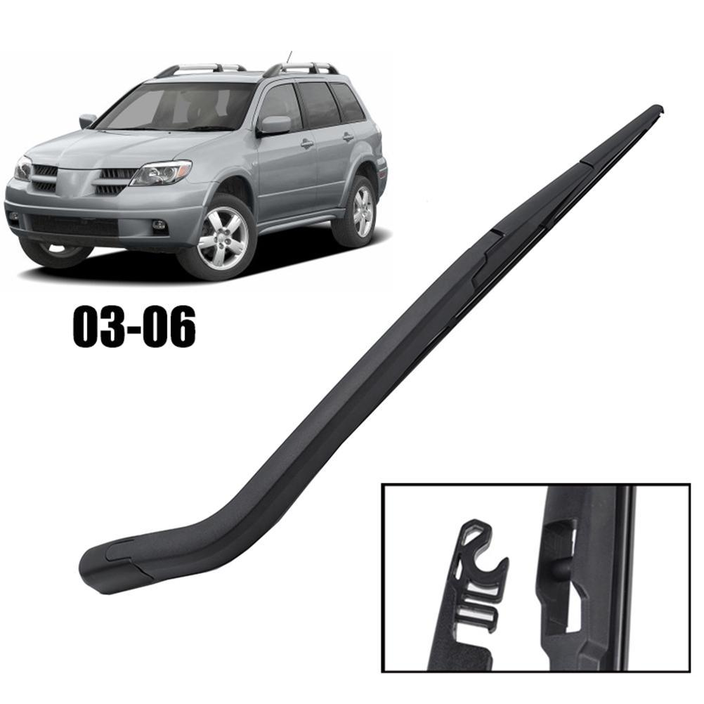 XUKEY Steel Rear Trunk Tailgate Cover Trim Door Strip For Outlander Sport// ASX