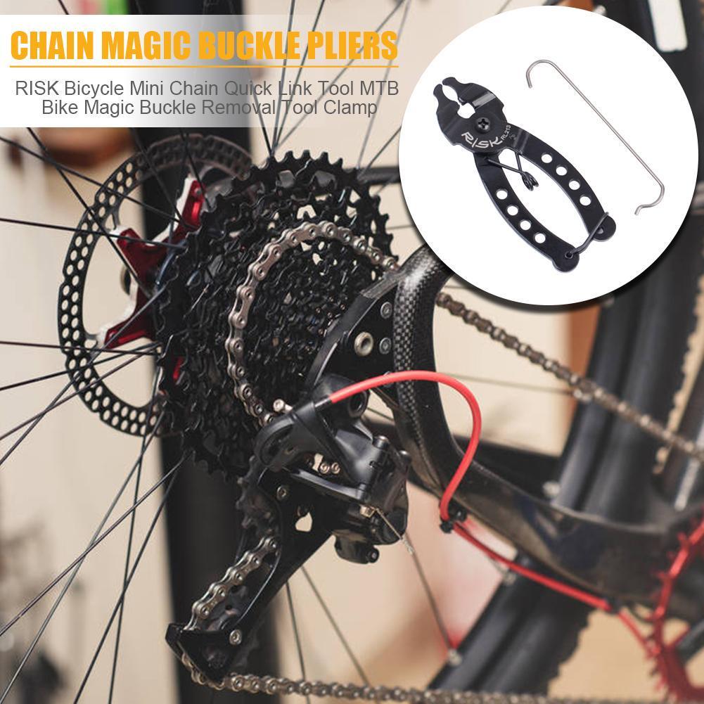 Bicycle Chain Pliers Mini Mountain Bike Chain Quick Link Bike Repair Tool