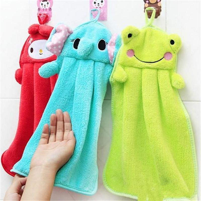 duck frog rabbit elephant 2 pcs Cute cartoon baby towel panda