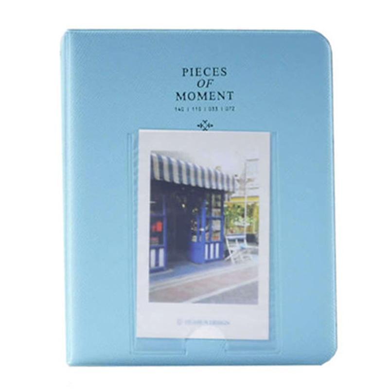 14cm New 64 Pockets Album Case Storage Polaroid Photo FujiFilm Instax Mini Film