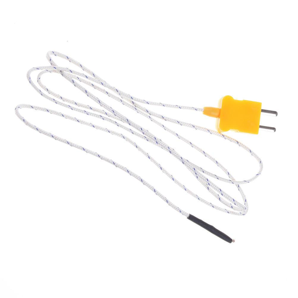 20 ~ 300 K-Typ Thermoelement-Sensor 92 CM Draht Thermoelement ...