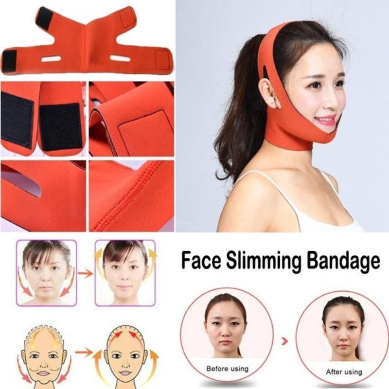 facial slimming bandage review)