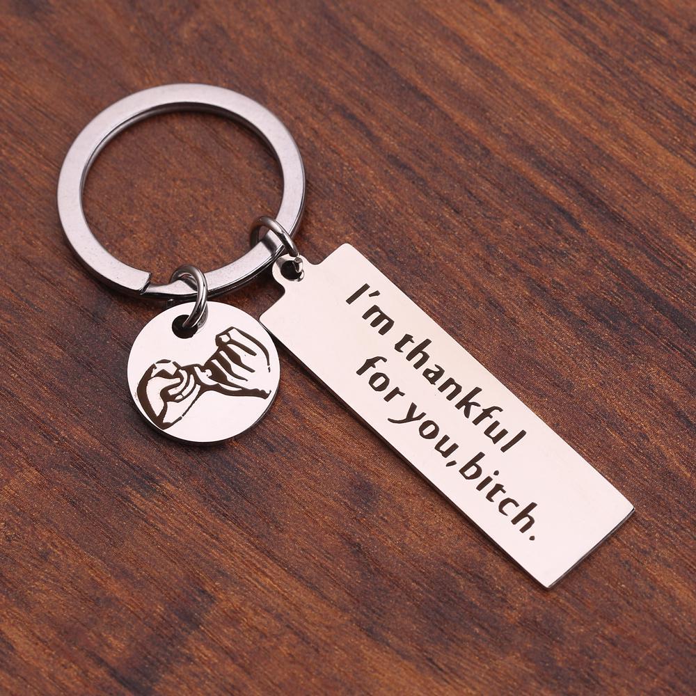 Bitch please Gift Acrylic Keychain Bitch please Keychain Keychain Floral Keychain flower keychain Flower gift bitch keychain