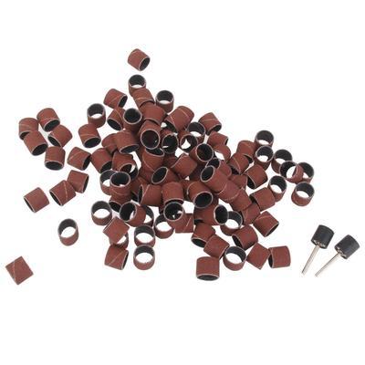 20Pcs fil de laiton Brosses de Nettoyage Brosses Mix Set Mandrel 3 mm Outil Rotatif