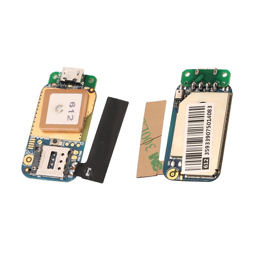 ZX612 Ultra Mini GSM GPS Tracker Locator Real Time Tracking Position Geo-FencJM