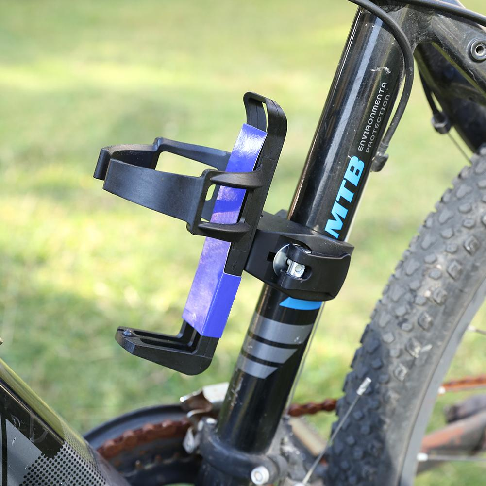 1x Mountain Bike Cycling Alloy Kettle Rack Cup Water Bottle Cage  Holder