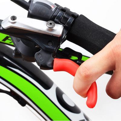 Universell Fahrradbremshebel Silikon Gummi Handhebel Bremsgriffe Bremshebel