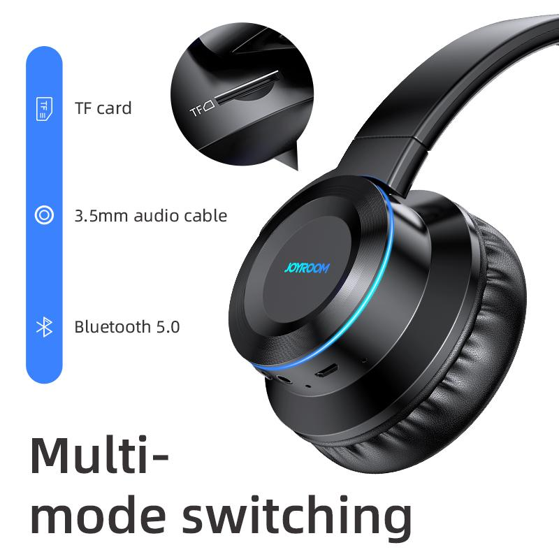 JOYROOM JR-H16 Bluetooth 5.0 Fashion Design Bluetooth Headphone with  Breathing Lamp-buy at a low prices on Joom e-commerce platform