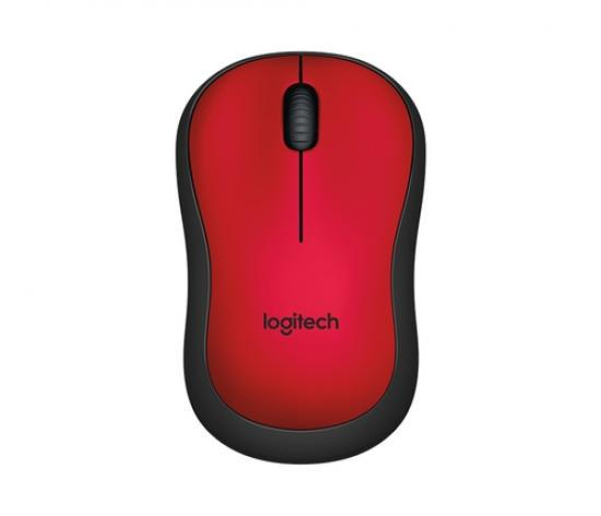 Red Urban Factory Crazy Mouse USB 800 dpi