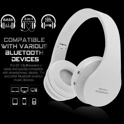 B Foldable Wireless Stereo Headset Mic For Iphone Cellphone Pc Laptop Bt Buy At A Low Prices On Joom E Commerce Platform