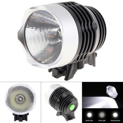 Powerful 10000Lm 4x XML T6 LED Head Front Bicycle Lamp Bike Light Headlight WTE