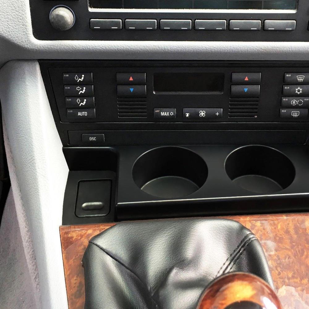 New For 97-03 BMW E39 5-SERIES PREMIUM FRONT CUP HOLDER 528i 525i 530i 540i M5