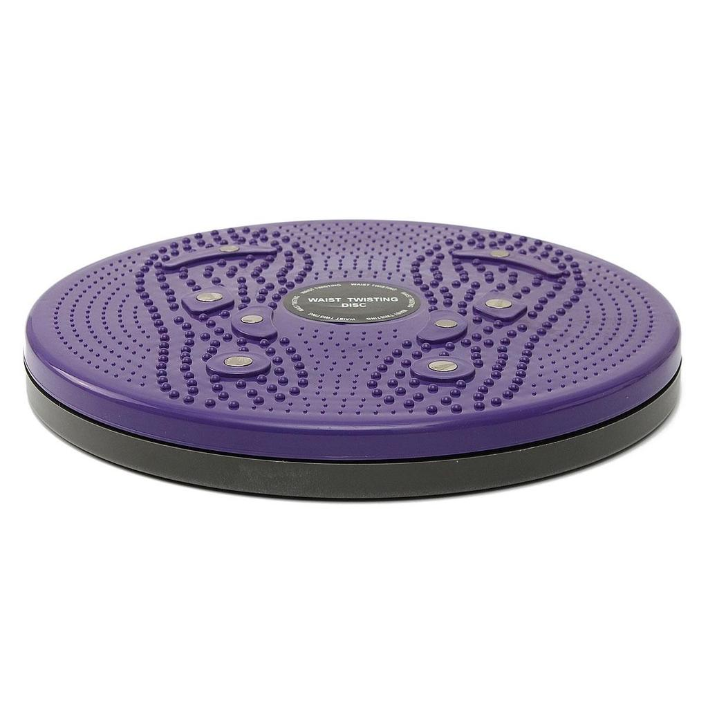 Wist Waist Torsion Disc Board Aerobic Exercise Fitness Reflexology Magnetic Trimmer Jogging Body Plate Twisting 1 Of 8