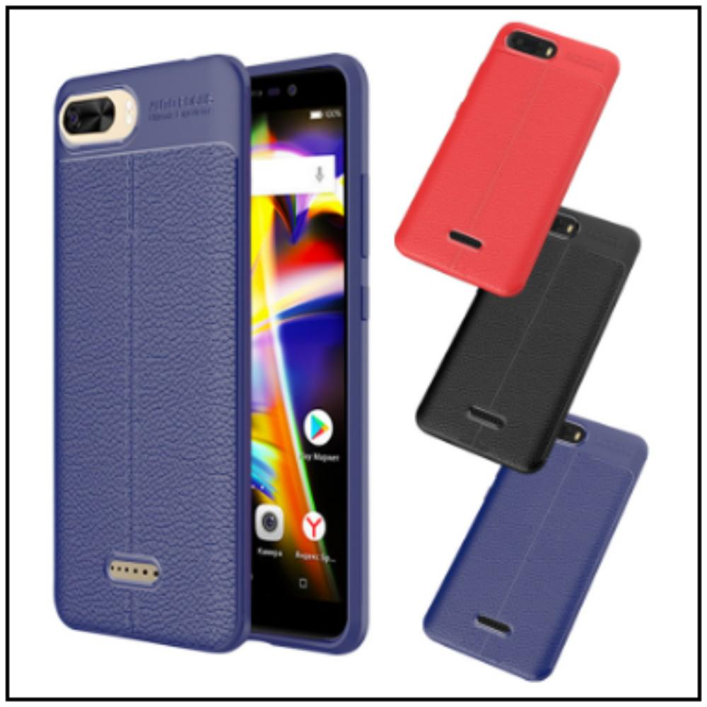 Vanveet Soft Case For Xiaomi Redmi 4X