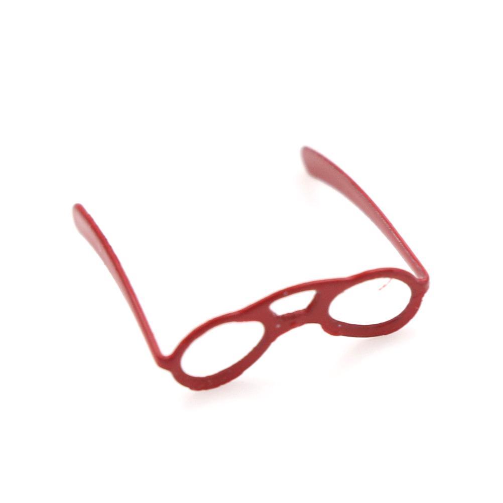 1:12 Scale Doll Miniature Glasses Dollhouse Decor Accessories  TG iv