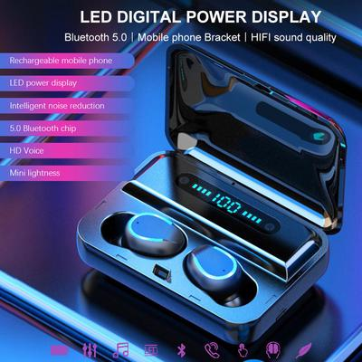 Aominuo Bluetooth 5 0 Headset Tws Wireless Earphones Mini Earbuds Stereo Headphones 2019 Buy At A Low Prices On Joom E Commerce Platform