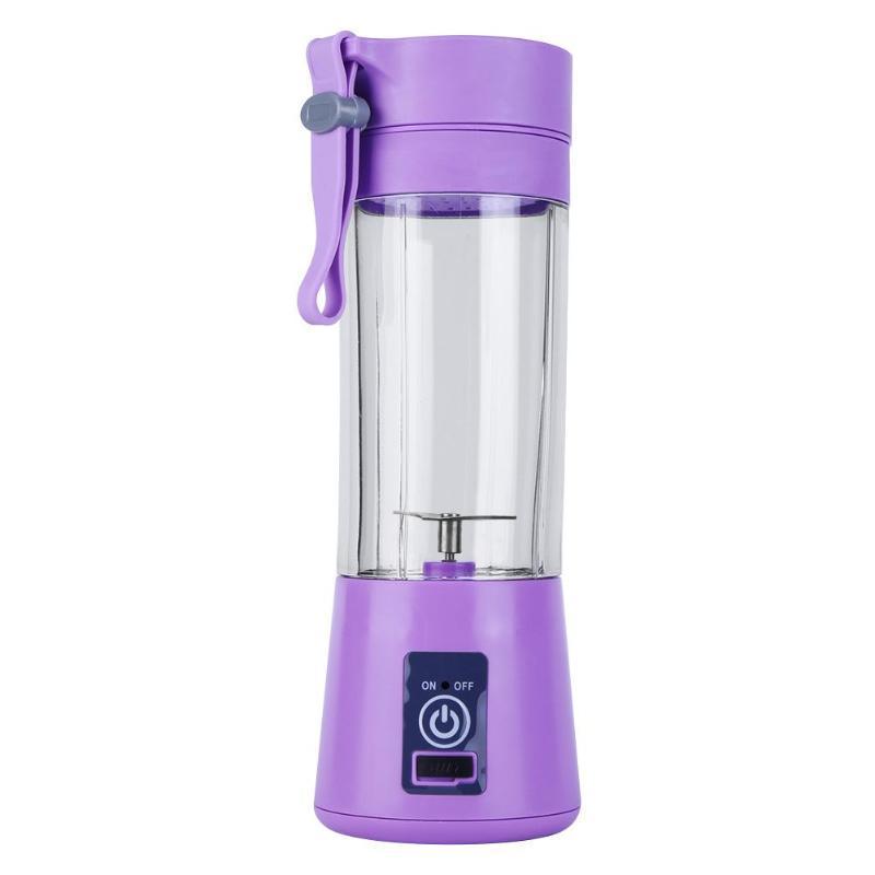 Mini Portable Electric Fruit Juicer USB Smoothie Maker Blender Machine Bottle