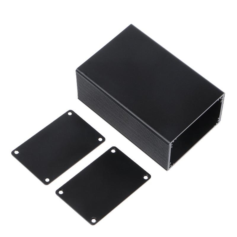 DIY Aluminum Case Electronic Project PCB Instrument Box 100x88x39mm
