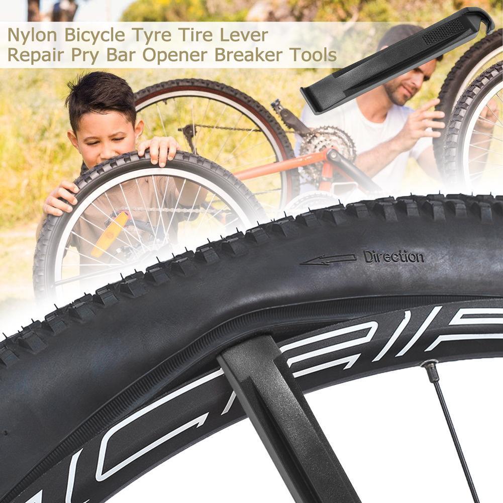 3Pcs//Set Plastic  Bike Tire Lever Bicycle Tire Opener Cycling Tyre Repair Tool