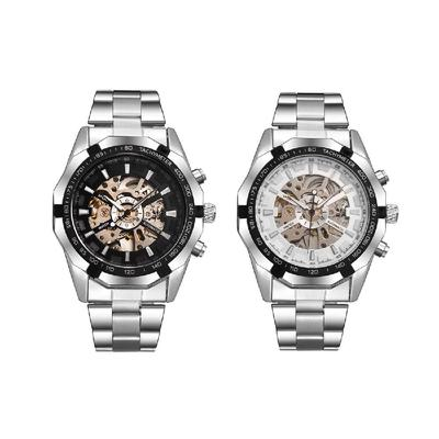 SAS Shield Anchor Shark Sports Men's Hollow Skull Dial Fashion Mechanical Watch. 4.6Price $17 · Fashion Men's Skeleton Stainless Steel Automatic Mechanical ...