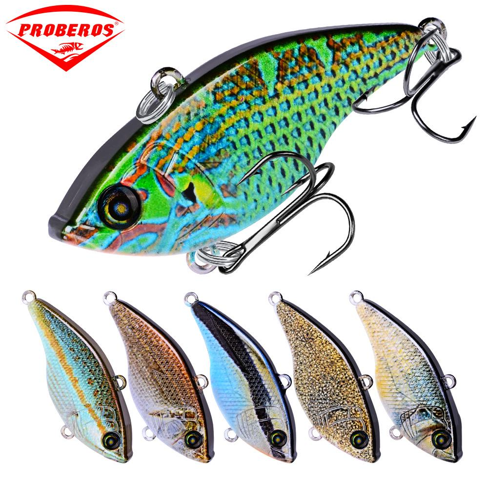 6PCS Sea Fishing Pencil Minnow Fish Bass plastic lure hook baits 18.5cm//25g