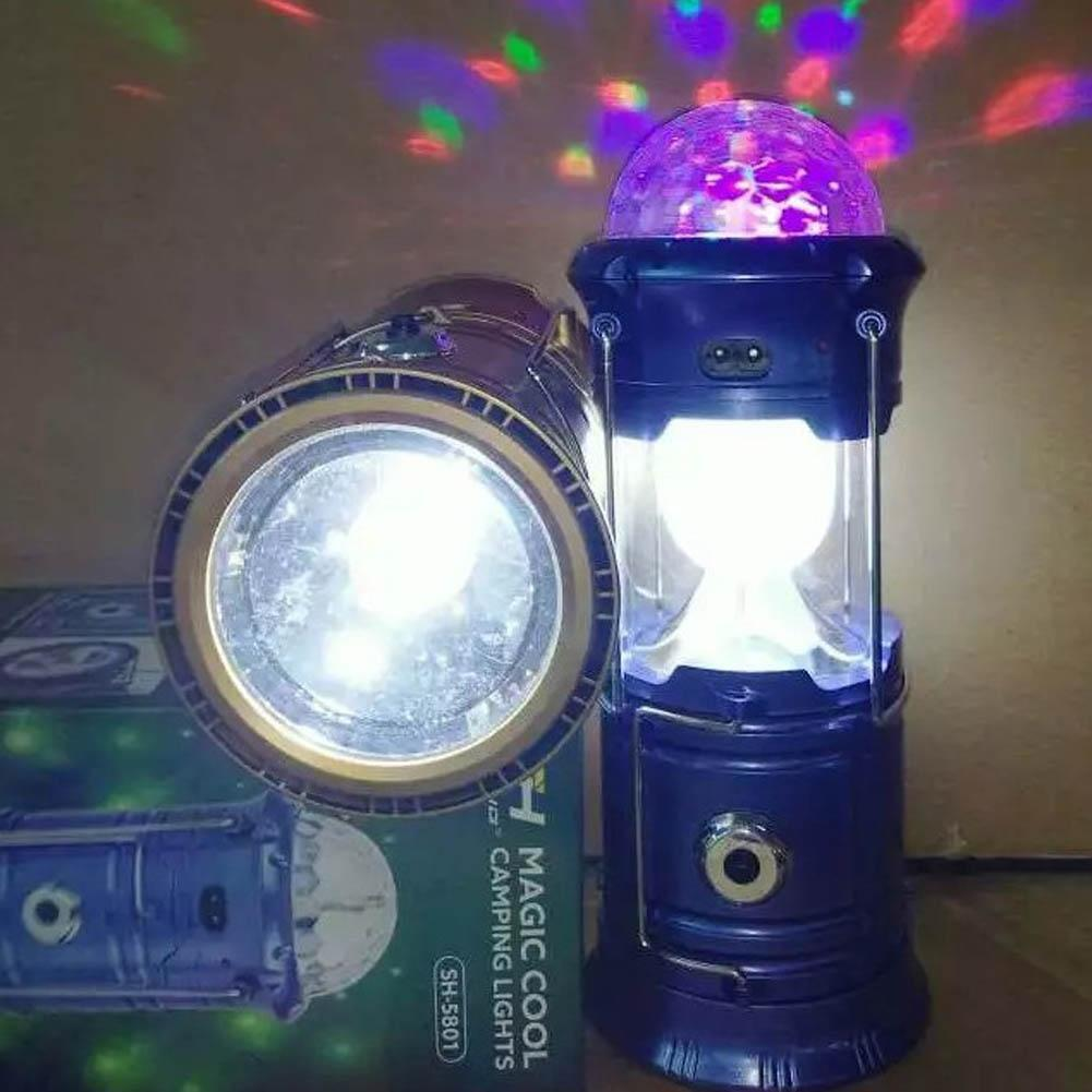 Outdoor Led Built In Colorful Lights Charge Camping Field Lighting Hanging Lantern Buy At A Low Prices On Joom E Commerce Platform