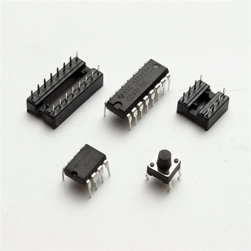 Neue Ankunft elektronischer Würfel KIT LED interessante Teile ...
