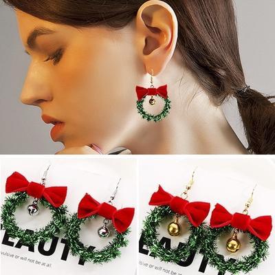 Flamingo Pendant Earrings Drop Dangle Ear Stud Earrings Jewelry Women PipCLD