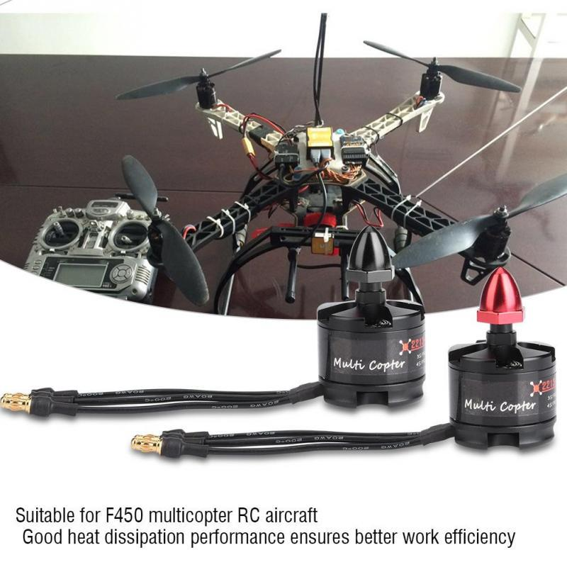CCW Emax MT2213 935KV Brushless Motor Propeller Set,RC Plane Motor for F450 Multi Copter RC Aircraft,Eco-friendly and Durable for Long Term Use.