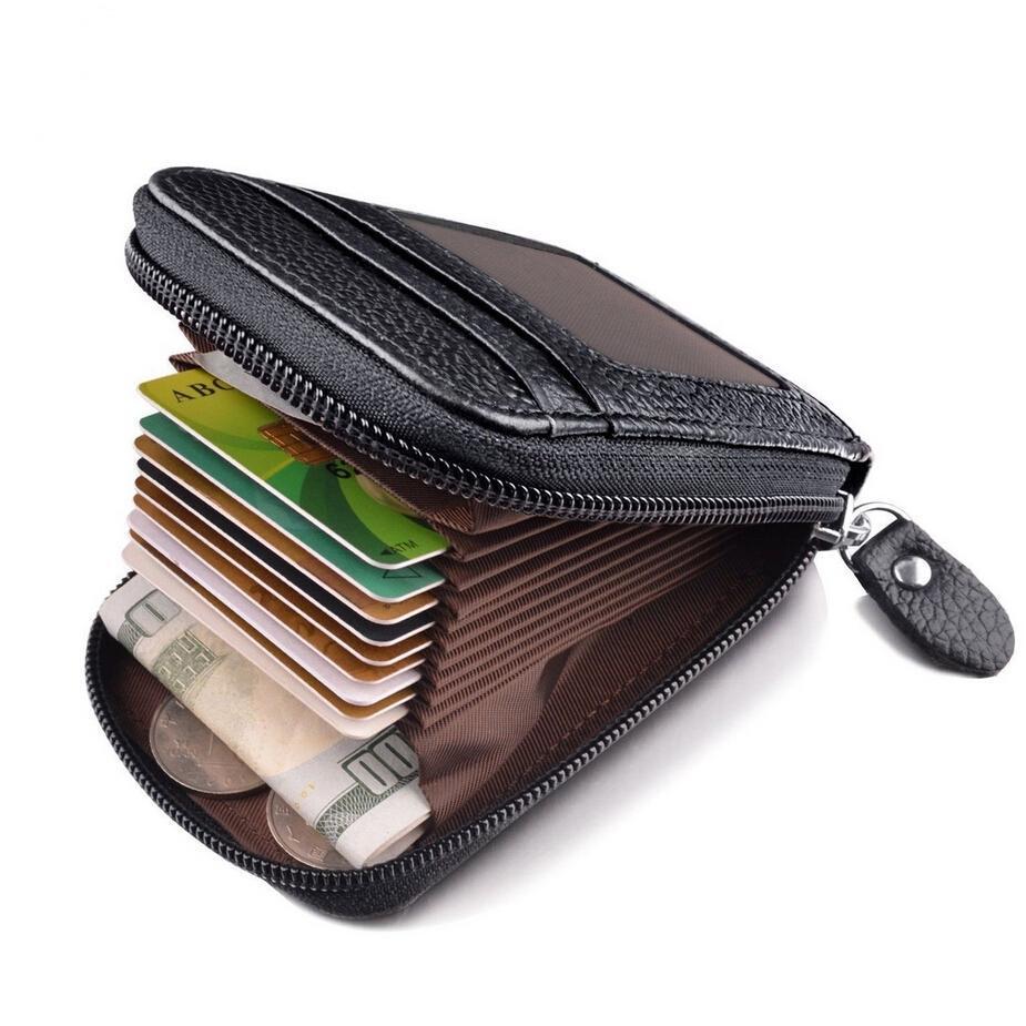 Небольшой бумажник для кредитных карт фото