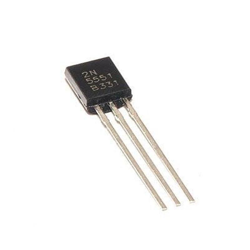 110Pcs 11 valeurs chaque 10pcs faible transistors de puissance