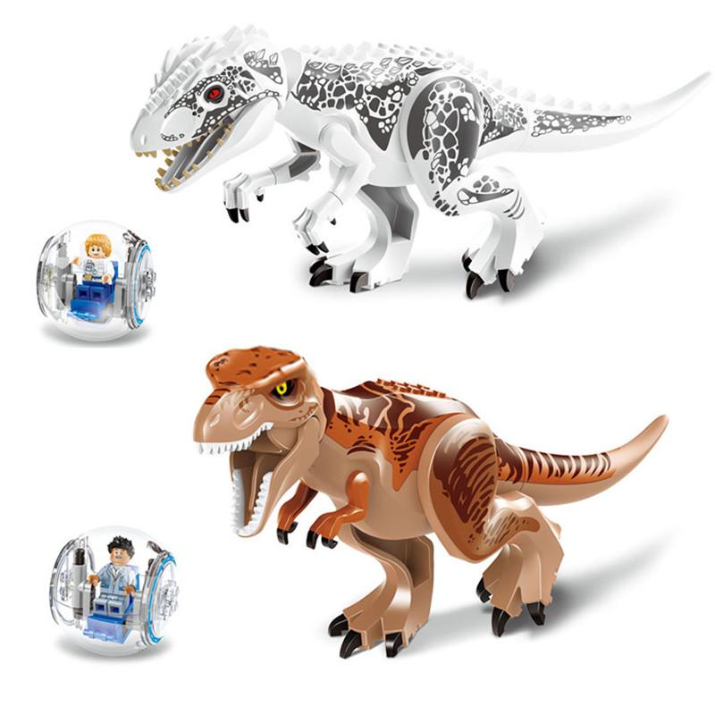 Dinosaur Building Block Child Kid Toy Education Interesting Giftdinos