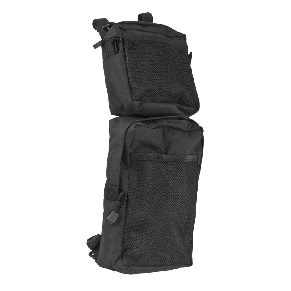 ATV Motorcycle Saddle bag Fuel Tank Waterproof Storage Oxford Cloth Practical