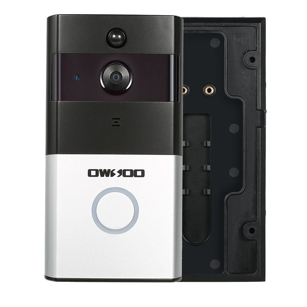 owsoo 720p wifi night view gegensprechanlage türklingel infrarot