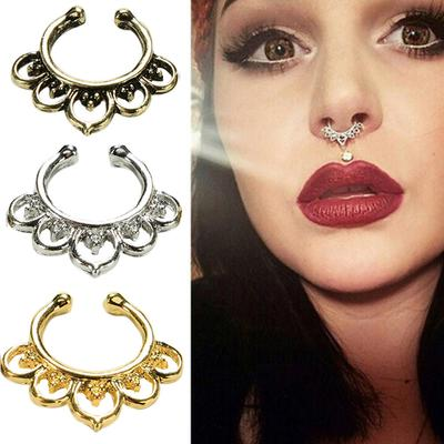 Buy Cheap Faux Septum Ring Low Prices Free Shipping Online