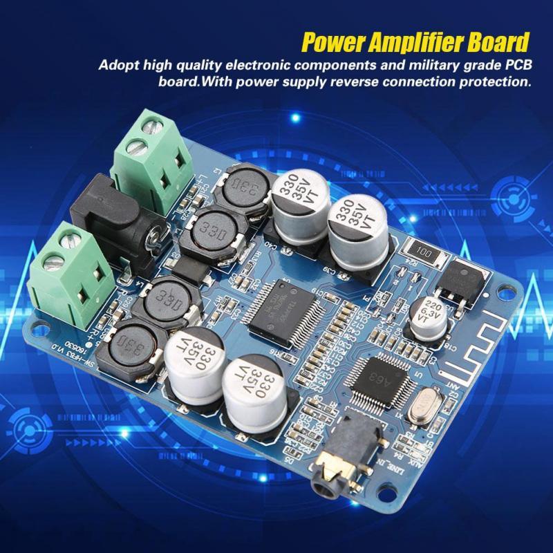 TDA7492P 2x25W Sans Fil Bluetooth Audio V2.1 Récepteur Amplificateur De Puissance Board L