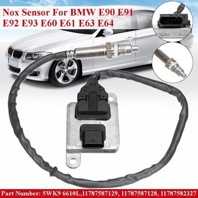 For BMW E90 E91 E92 E93 E60 E61 E63 E64 5WK9 6610L 11787587129 5 Pins  Nitrox Oxygen Sensor replace