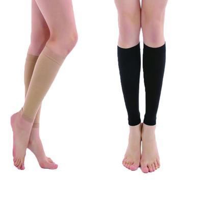 8ea78c72a96675 Calf Compression Sleeve For Men Women Brace Support Footless Compression  Socks Fit Shin Splint Leg