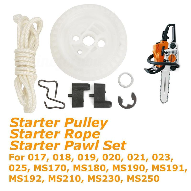 PULL STARTER RECOIL ASSEMBLY For STIHL 021 023 025 MS210 MS230 MS250 Chainsaw
