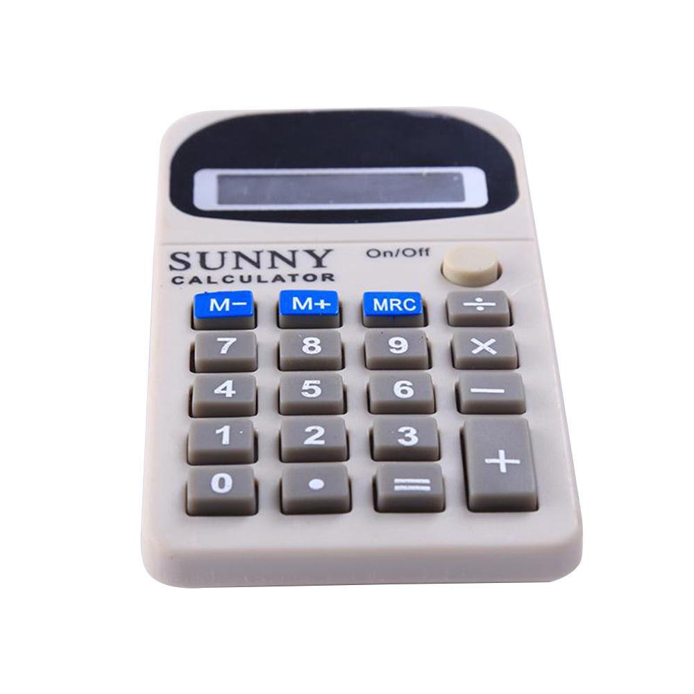1pc Fun Electric Shock Toy Prank Calculator Office Joke Gadget Novelty Gag Gift